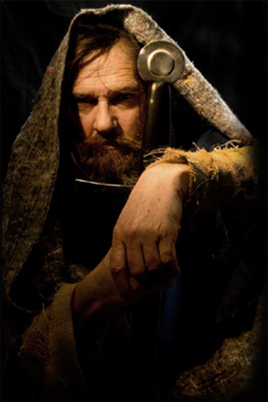 Anton the Barbarian